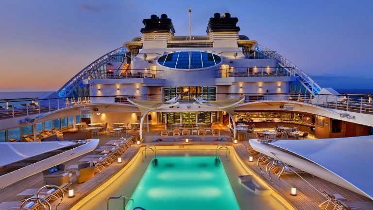 Ever Thought About About the different sorts of Luxury Cruise Ships?