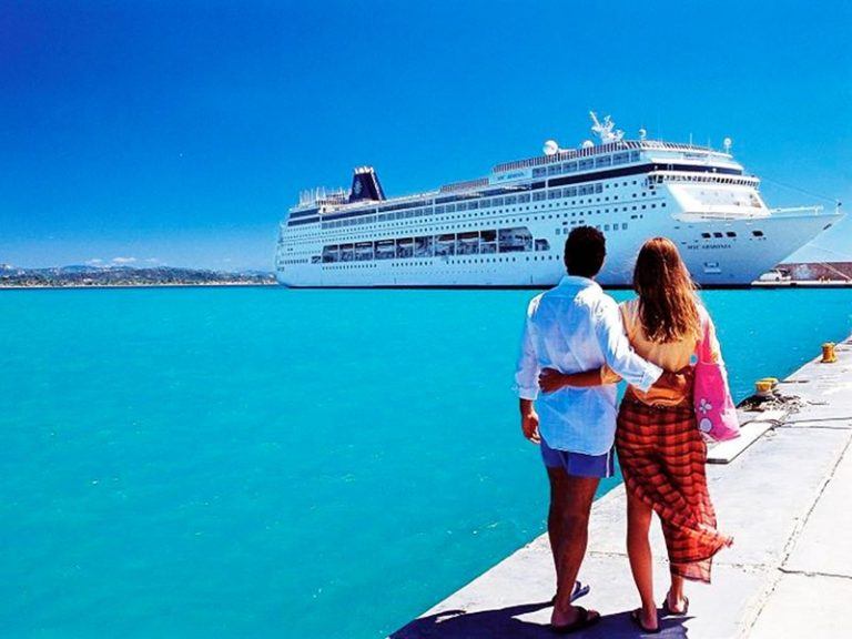 Popular Cruiseship Destinations and Stops